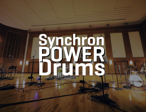 synchron stage POWER DRUMS session